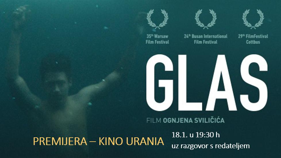 kino Urania - glas